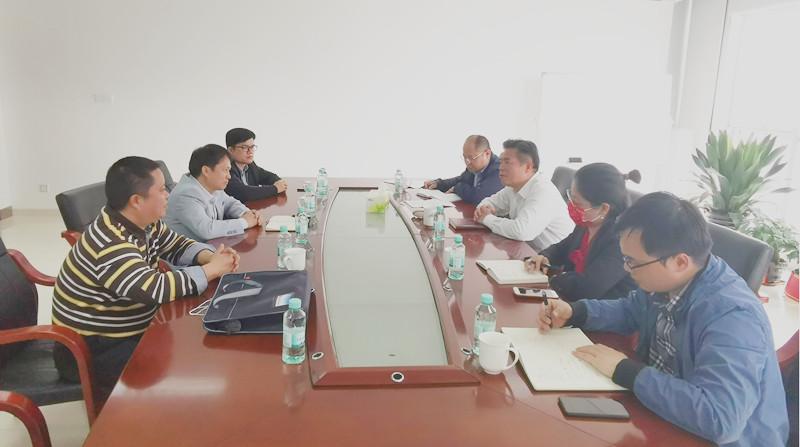 【开局争先,智库建设提速】广西国资国企改革发展研究会召开碰头会谋划全年工作